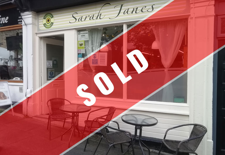 Sarah Janes Horwich Bolton Sold Business